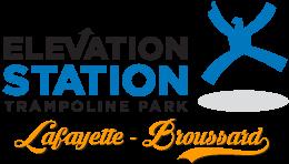Elevation Station Broussard LA Logo