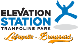 Elevation Station Broussard LA Logo
